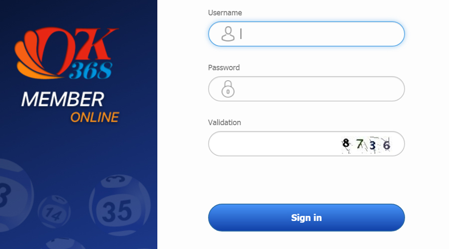 Cách đăng ký tài khoản OK368
