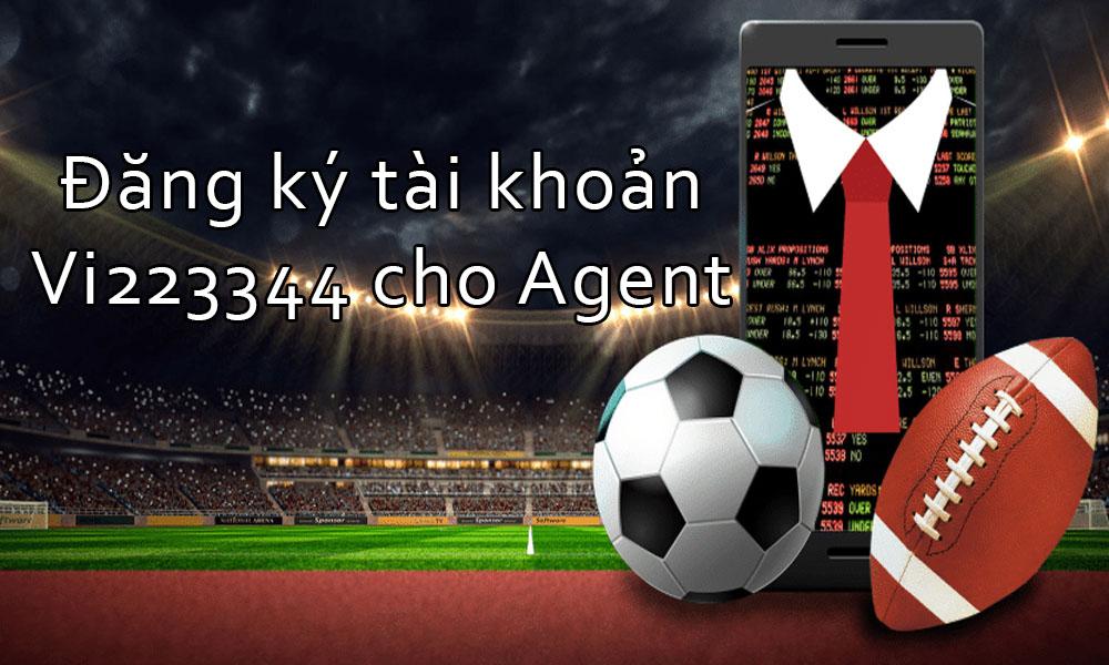 Đăng ký tài khoản Vi223344 cho Agent