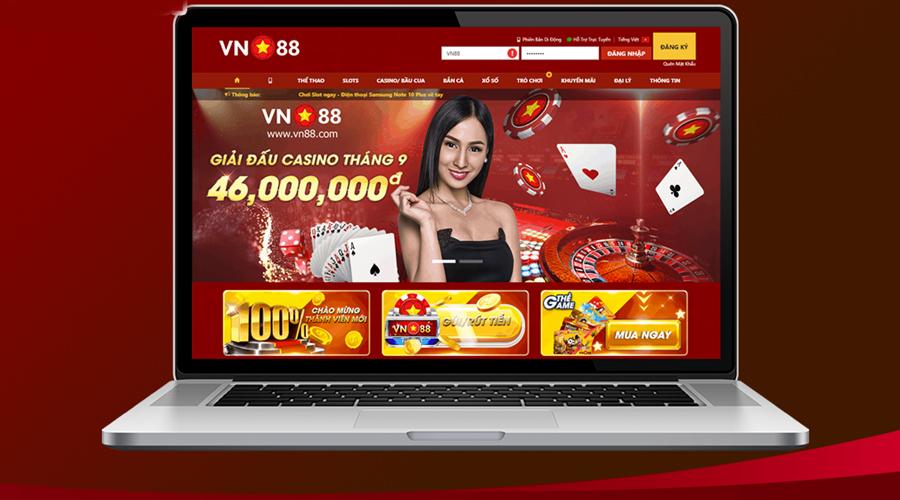 Nhà cái VN88 cá cược thể thao tốt nhất tại thị trường Việt Nam